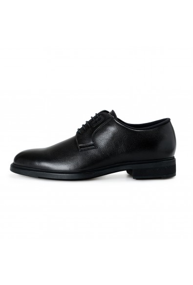 "Hugo Boss Men's ""Firstclass_Derb_gr"" Black Leather Derby Shoes : Picture 2"