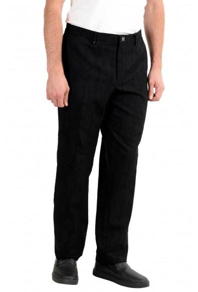 Versace Collection Men's Wool Black Dress Pants: Picture 2