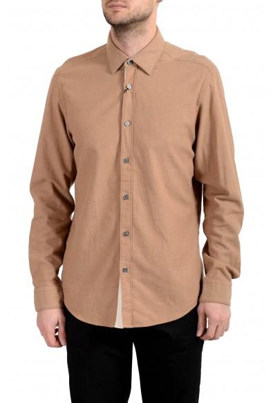 "Hugo Boss ""Lukas_67"" Men's Regular Fit Long Sleeve Casual Shirt"
