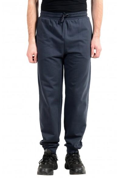"""Emporio Armani EA7 """"Train Core"""" Men's Dark Gray Train Sweat Pants"""