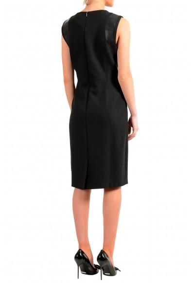 "Hugo Boss Women's ""Daleta"" Black Sleeveless Pencil Dress: Picture 2"
