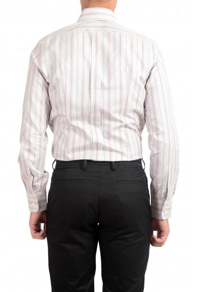 Dolce&Gabbana Men's Slim Striped Long Sleeve Dress Shirt: Picture 2