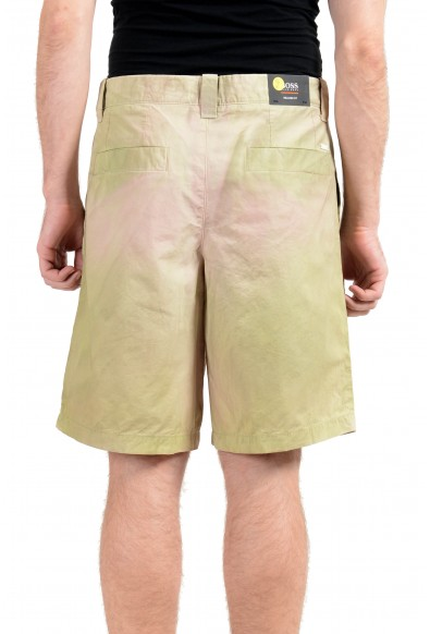 """Hugo Boss """"Selian-Shorts1"""" Men's Relaxed Fit Casual Shorts: Picture 2"""