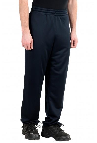 "Emporio Armani EA7 ""Air Duct"" Men's Black Track Sweat Pants: Picture 2"