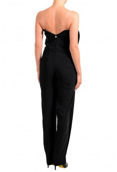 Just Cavalli Women's Black Romper Jumpsuit : Picture 2