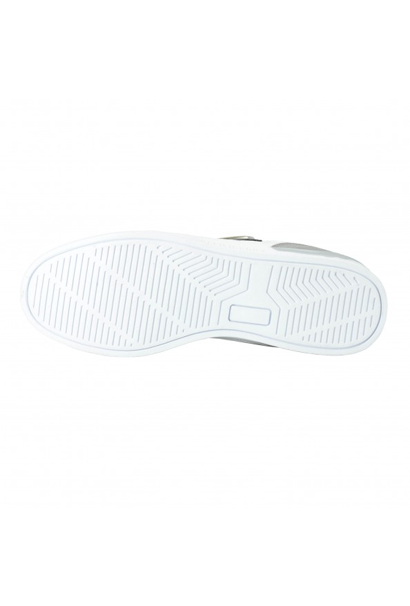 """Plein Sport """"Unseld"""" White Fashion Sneakers Shoes: Picture 6"""