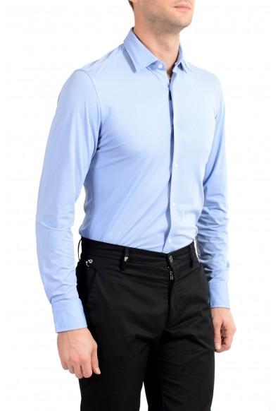 "Hugo Boss Men's ""Jenno"" Slim Fit Plaid Long Sleeve Dress Shirt: Picture 2"
