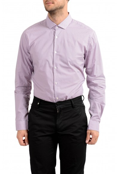"Hugo Boss Men's ""Erondo"" Extra Slim Fit Long Sleeve Dress Shirt: Picture 2"