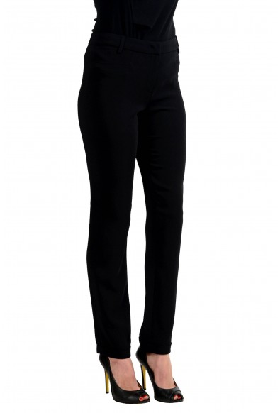 Just Cavalli Women's Black Casual Pants: Picture 2