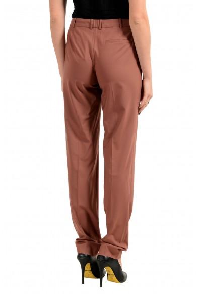 "Hugo Boss ""Tilunana2"" Women's Wool Beige Casual Pants : Picture 2"