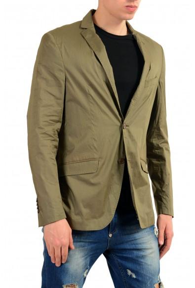 "Etro ""52"" Men's Olive Green Two Button Light Blazer Sport Coat: Picture 2"