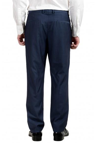 """Hugo Boss """"Aeron2/Hamen2"""" Men's 100% Wool Blue Two Button Suit : Picture 2"""