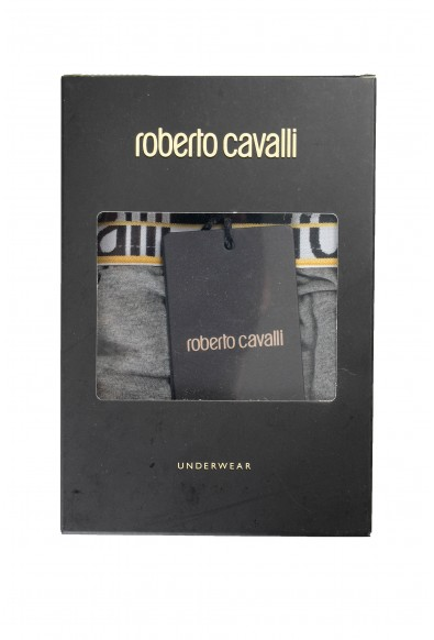 Roberto Cavalli Men's Gray Boxer Underwear: Picture 2