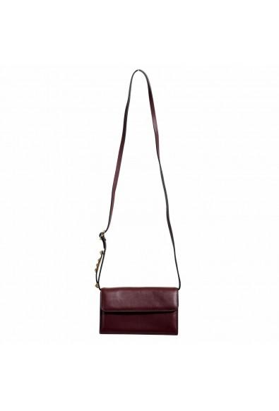 Valentino Garavani Women's 100% Leather Brown Rockstud Handbag Shoulder Bag