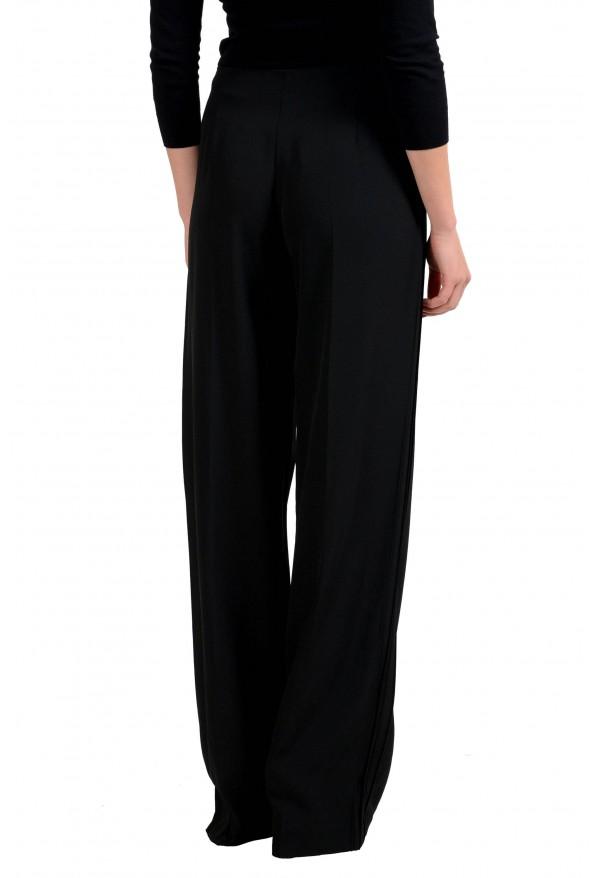 Maison Margiela 4 Women's Black Wool Dress Pants: Picture 3