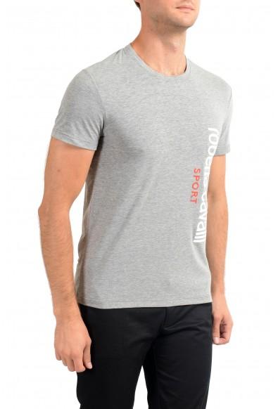 "Roberto Cavalli ""SPORT"" Men's Gray Stretch T-Shirt: Picture 2"