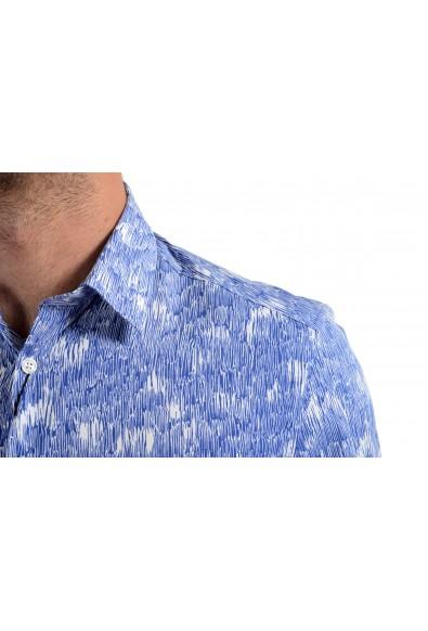 Kenzo Men's Multi-Color Slim Long Sleeve Dress Shirt: Picture 2