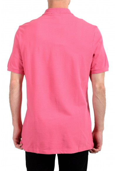 Burberry Brit Men's Pink Short Sleeve Polo Shirt : Picture 2