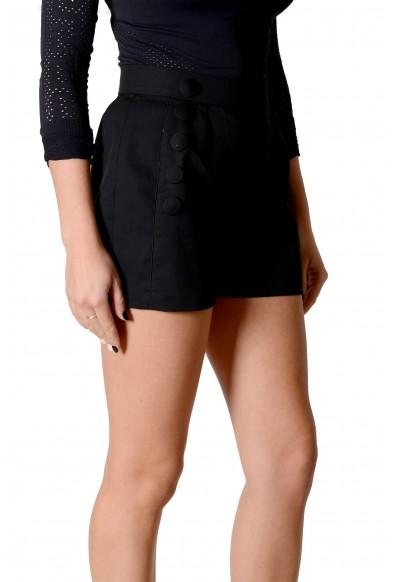 Just Cavalli Women's Black Mini Shorts : Picture 2