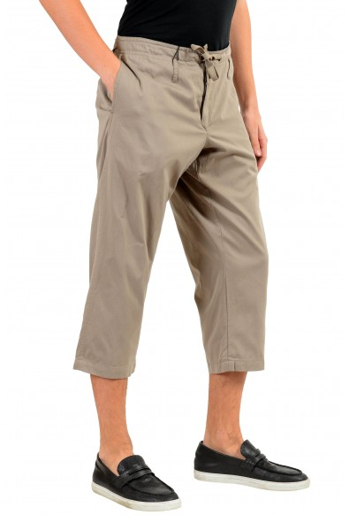Dolce & Gabbana Men's Reversible Cropped Casual Pants : Picture 2