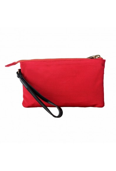 Red Valentino Bow Decorated Red Women's Wristlet Clutch Bag: Picture 2