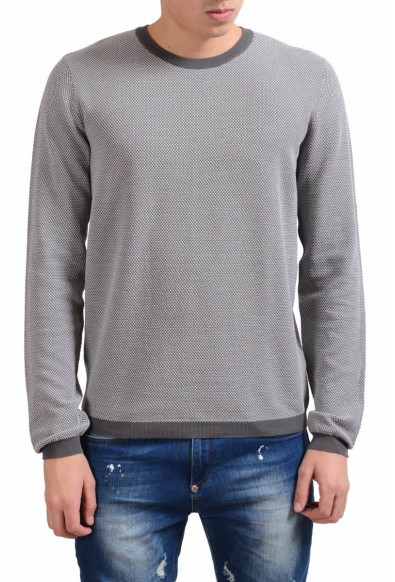 Malo Men's Crewneck Light Sweater