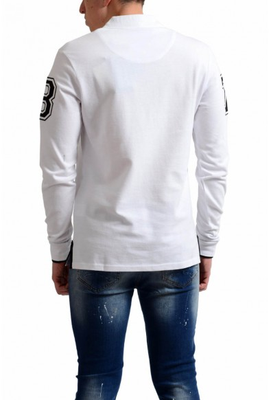 Philipp Plein Homme Limited Edition Men's White Polo Shirt: Picture 2