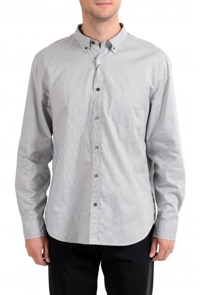 Burberry Brit Men's Button-Down Long Sleeve Casual Shirt
