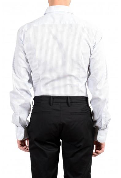 Prada Men's Striped Long Sleeve Dress Shirt: Picture 2