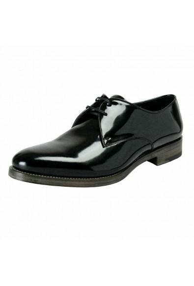 Salvatore Ferragamo Men's GIDEON Leather Oxfords Shoes