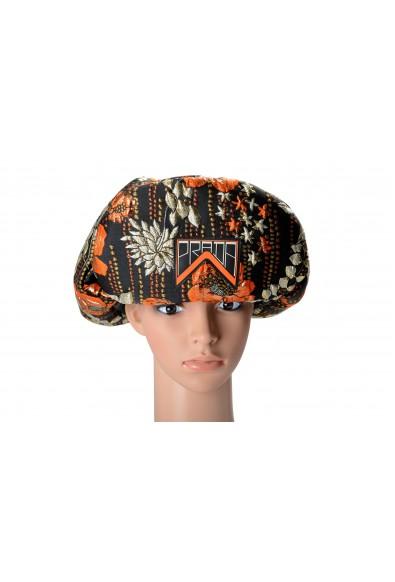 Prada Women's 1HC164 Multi-Color Insulated Hat : Picture 2