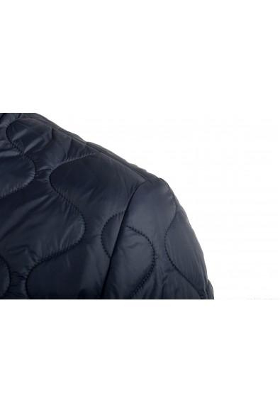 """Hugo Boss Men's """"Comolo"""" Blue Parka Jacket With Detachable Coat : Picture 2"""