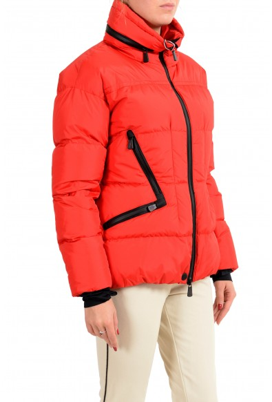 """Moncler Women's """"FDIXENCE"""" Down Red Ski Parka Jacket: Picture 2"""