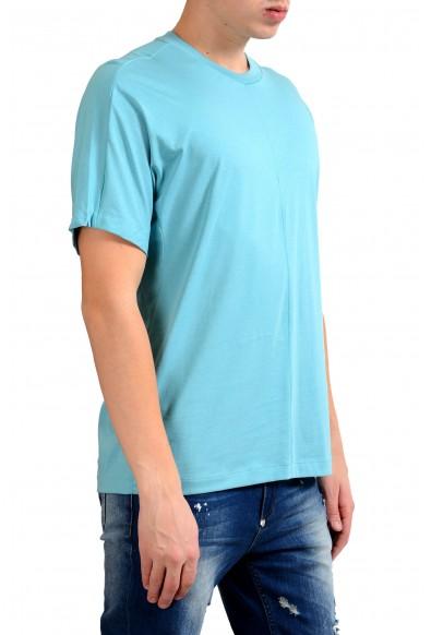 "Hugo Boss ""Tiburt23"" Men's Turquoise Crewneck Short Sleeve T-Shirt : Picture 2"