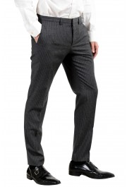 """Hugo Boss """"Reymond/Wented"""" Men's Silk Wool Striped Gray Slim Two Button Suit: Picture 4"""