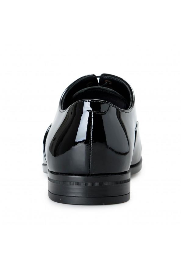 "Hugo Boss Men's ""Portland_Oxfr_pactns"" Black Patent Leather Oxfords Shoes: Picture 5"