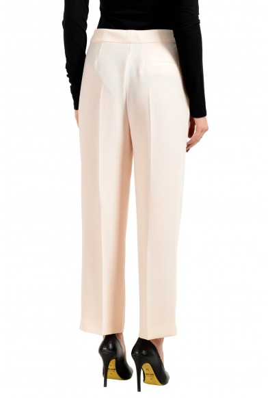 """Hugo Boss Women's """"Arela"""" Light Pink Pleated Pants: Picture 2"""