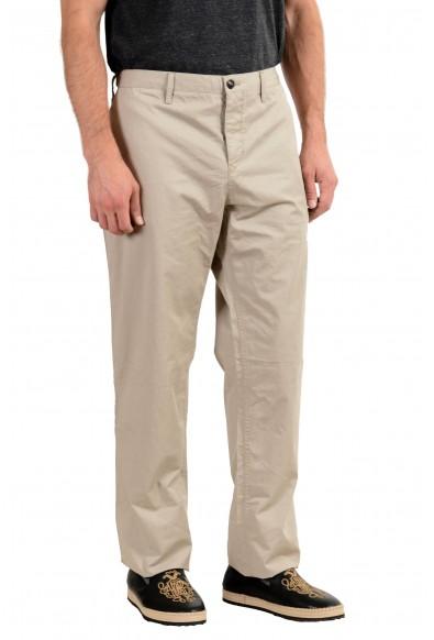 Burberry Brit Men's Beige Casual Pants: Picture 2
