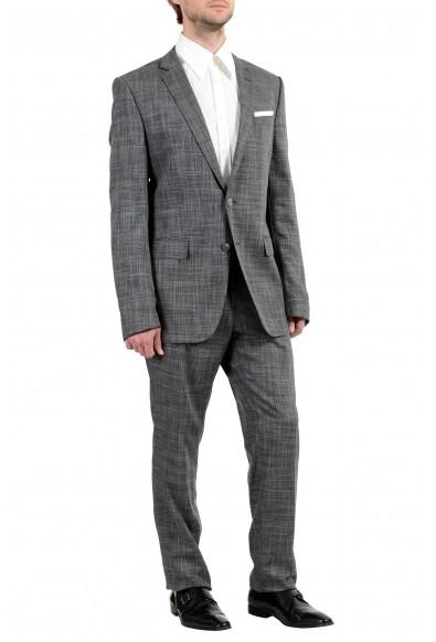 "Hugo Boss ""Hutson4/Gander1"" Wool Multi-Color Checkered Men's Suit: Picture 2"