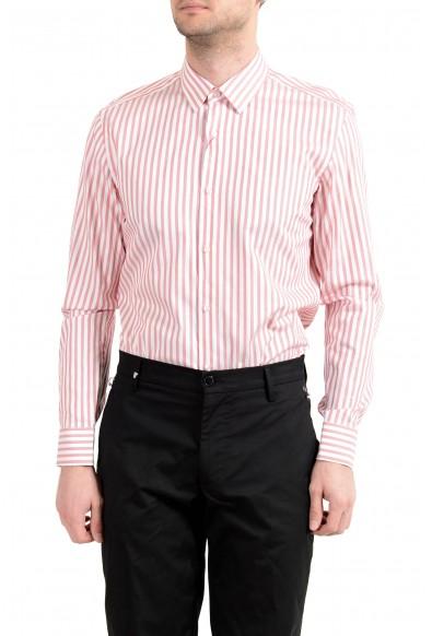 "Hugo Boss ""Kemp"" Men's Slim Striped Long Sleeve Dress Shirt : Picture 2"