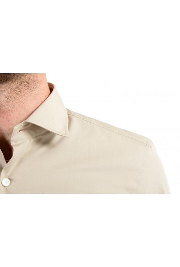 "Hugo Boss ""Jeven"" Men's Slim Two Tones Long Sleeve Dress Shirt: Picture 3"