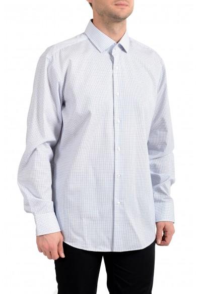 "Hugo Boss Men's ""Gordon"" Plaid Regular Fit Long Sleeve Dress Shirt: Picture 2"