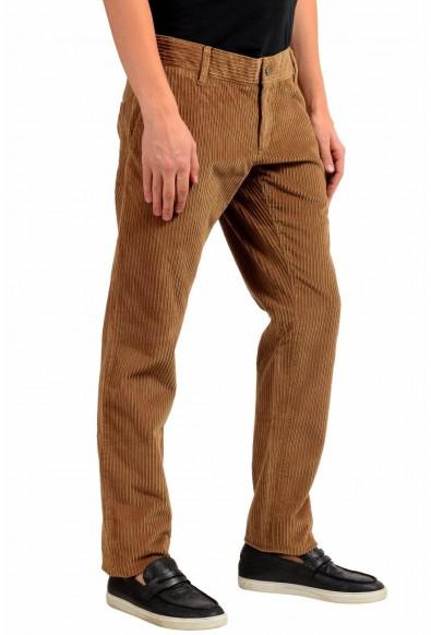 Dolce & Gabbana Men's Brown Corduroy Casual Pants : Picture 2