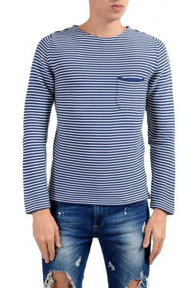 Moncler Men's Striped Crewneck Light Sweater