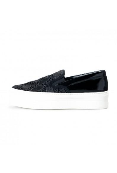Salvatore Ferragamo Women's Pacau Lace Leather Loafers Shoes: Picture 2