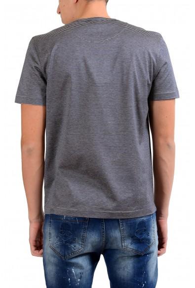 Malo Men's Striped Crewneck Short Sleeve T-Shirt: Picture 2