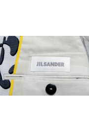 Jil Sander Men's Multi-Color Three Button Blazer Sport Coat: Picture 5