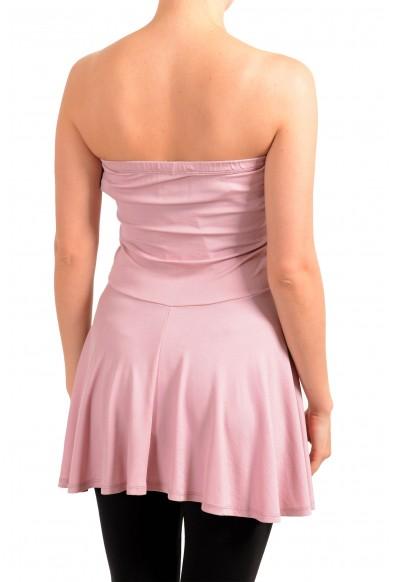 John Galliano Women's Pink Tunic Blouse Top : Picture 2