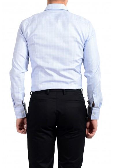 "Hugo Boss Men's ""Jason"" Plaid Slim Fit Long Sleeve Dress Shirt: Picture 2"