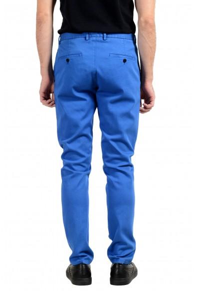 "Hugo Boss ""Glen194D"" Men's Blue Stretch Casual Pants : Picture 2"